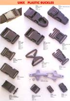 Plastic Buckle Series 1: Belt